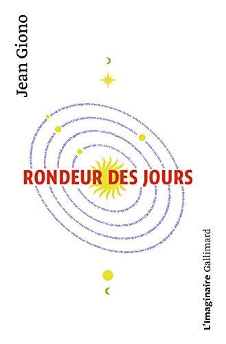 9782070739523: L'eau vive, I : Rondeur des jours (L'Imaginaire)
