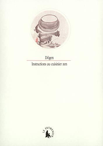 9782070739943: Instructions au cuisinier zen