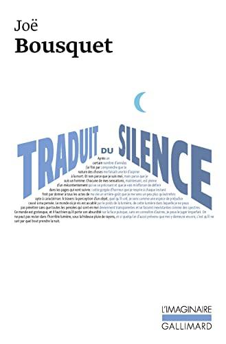9782070742158: Traduit du silence