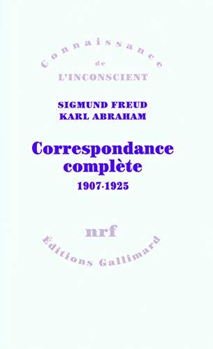 9782070742516: Correspondance: (1907-1925) (Connaissance de l'inconscient)