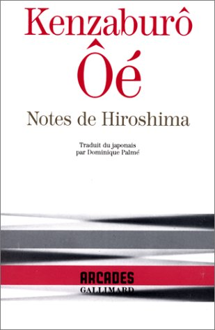 9782070742776: Notes de Hiroshima