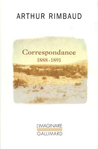 9782070742806: Correspondance: (1888-1891)