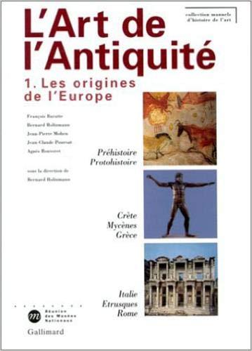 9782070743209: L'Art de l'Antiquité, tome 1