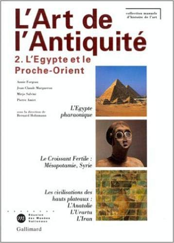 L'art de l'antiquite (Collection Manuels d'histoire de l'art) (French Edition):...