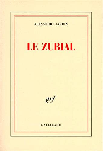 9782070743865: Le Zubial (French Edition)