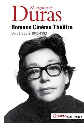 9782070744916: Romans, Cinema, Theatre, UN Parcours (Quarto)