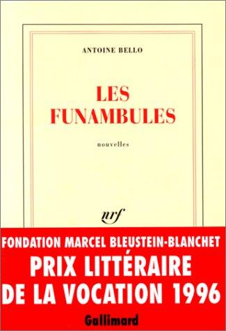9782070745029: Les funambules (Blanche)