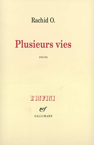 9782070745036: Plusieurs vies: Récits (L'infini) (French Edition)
