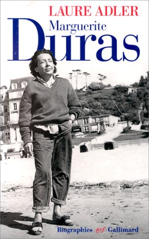 9782070745234: Marguerite Duras (N.R.F. biographies) (English, French and French Edition)