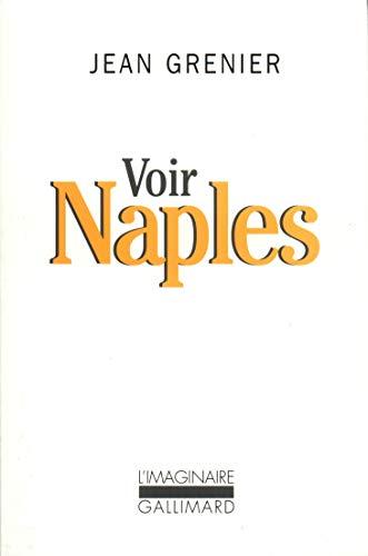 9782070747993: Voir Naples