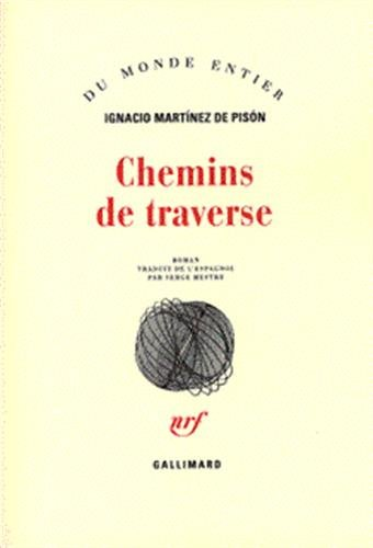 Chemins de traverse (French Edition): Martinez