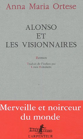 9782070748358: Alonso et les visionnaires (French Edition)