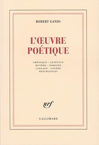 9782070748822: L'Oeuvre poétique