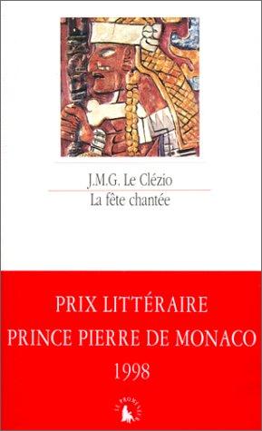 9782070749126: La fête chantée, et autres essais de thème amérindien (French Edition)