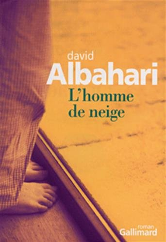 9782070749379: L'homme de neige (French Edition)