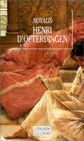 9782070749553: Henri d'Ofterdingen