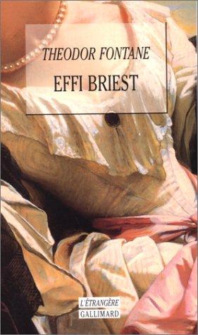 9782070749911: Effi Briest (L'étrangère)