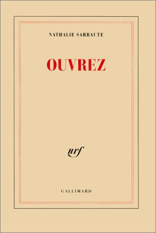 9782070750511: Ouvrez (French Edition)