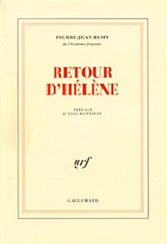 Retour d'Helene (French Edition): Remy, Pierre-Jean