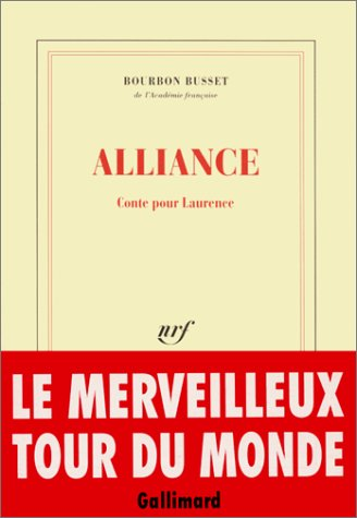 9782070750573: Alliance: Conte pour Laurence