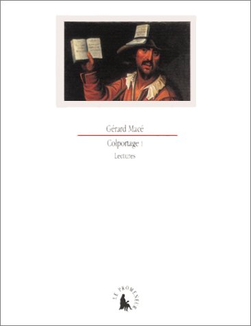 9782070750733: Colportage, volume 1 : Lectures