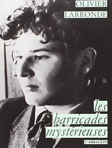 9782070751501: Les Barricades mystérieuses