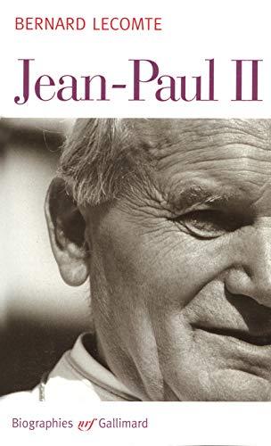 Jean-Paul II.: Lecomte, Bernard.