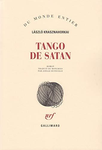 9782070752553: Tango de Satan