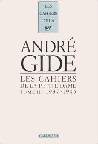 Les cahiers de la petite dame (notes pour l'histoire authentiqu (French Edition): Van ...