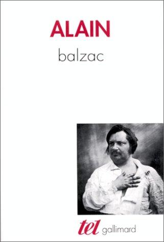 9782070755523: Balzac