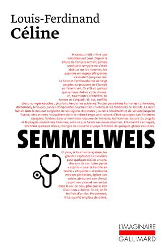 9782070755837: Semmelweis