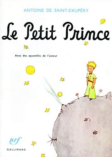 9782070755899: Le Petit Prince