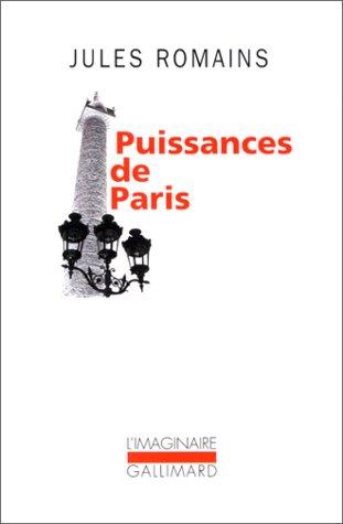 9782070757015: Puissances de Paris