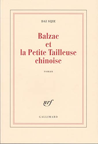 9782070757626: Balzac Et la Petite Tailleuse Chinoise (English and French Edition)