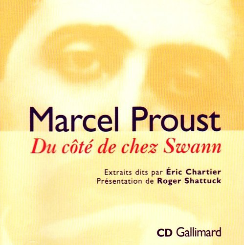 Du Cote de Chez Swann CD (French Edition): Proust Marcel