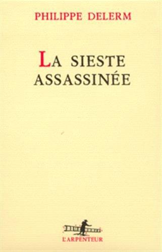 9782070758357: La Sieste assassinée