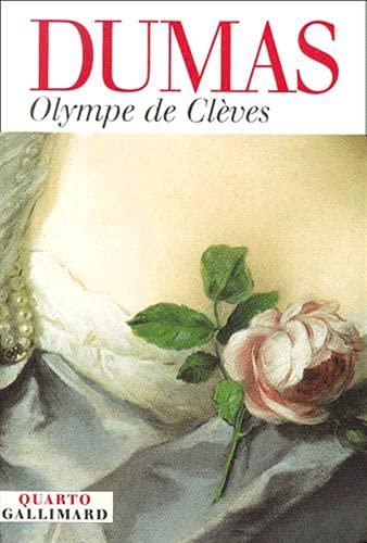 Olympe de Clèves: Alexandre Dumas