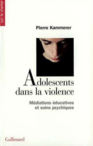 9782070758975: Adolescents dans la violence