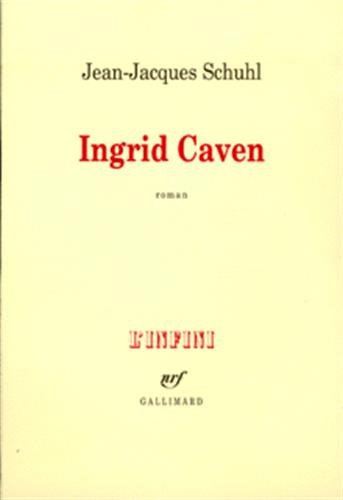 9782070759484: Ingrid Caven (L'Infini)