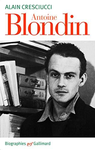 9782070759521: Antoine Blondin (French Edition)