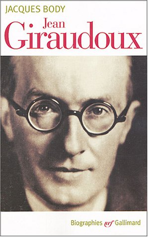 9782070761425: Jean Giraudoux (French Edition)