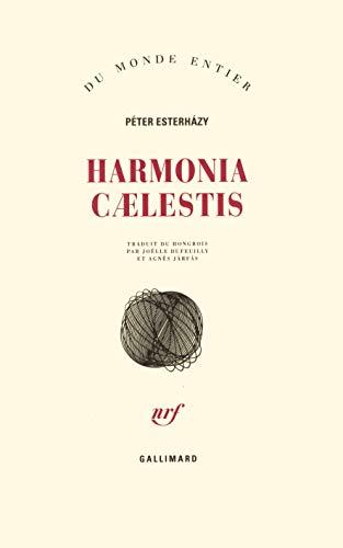 9782070761524: Harmonia Caelestis (French Edition)