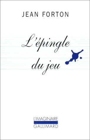 L'EPINGLE DU JEU: FORTON JEAN