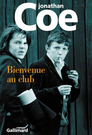 BIENVENUE AU CLUB: COE JONATHAN