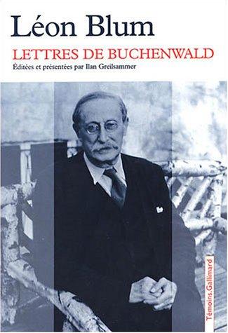 9782070763351: Lettres de Buchenwald (Témoins)