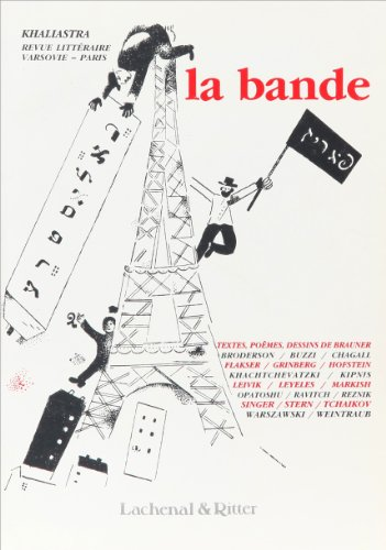 Khaliastra, la Bande(Revue Litteraire, Varsovie 1922 - Paris 19 (French Edition): Collectif