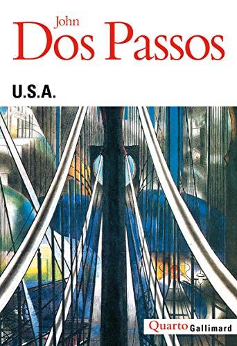 U.S.A.: 42e Parallèle - L'An premier du siècle - La Grosse galette (2070766039) by Dos Passos, John