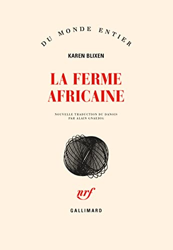 9782070766567: La ferme africaine (French Edition)