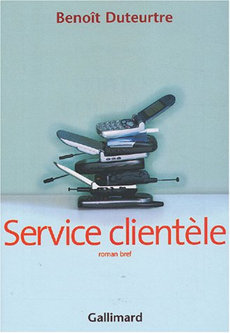 9782070767182: Service clientèle (French Edition)