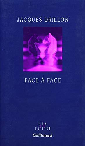 9782070767359: Face à face